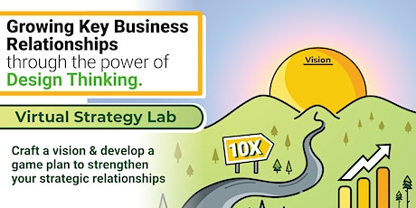 Growing Key Business Relationships Through the Power of Design Thinking tickets