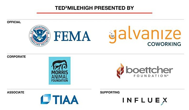 TEDxMileHigh: All Together- A Free Virtual Event image