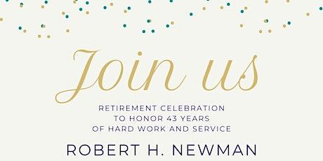 Newman's Retirement Celebration tickets