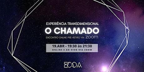 O CHAMADO - PRÉ RETIRO ONLINE - ECOA ingressos