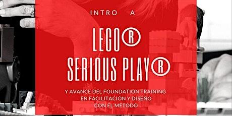LEGO® SERIOUS PLAY® & avance del FOUNDATION Training entradas