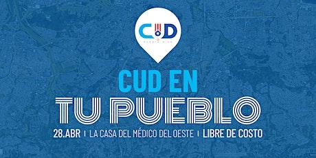 CUD en tu pueblo (Mayagüez) entradas