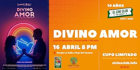 Divino Amor / Estreno en ElCineClub boletos