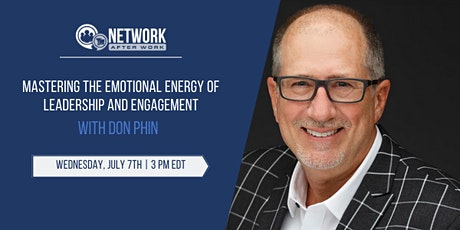 Mastering the Emotional Energy of Leadership and Engagement tickets