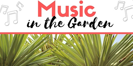 Music in the Garden - Craig Carter and The Hurricane tickets