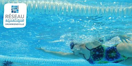25m(Longueur) - Aqua complexe | Piscines libres | 10 au 16 avril 2021 billets