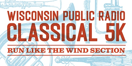 WPR's Classical 5K Run/Walk/Roll tickets