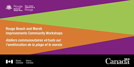 Rouge National Urban Park: Beach and Marsh Improvements Community Workshop tickets