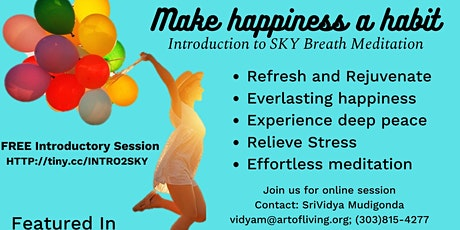 Beyond Breath - An Introductory session to SKY BM tickets