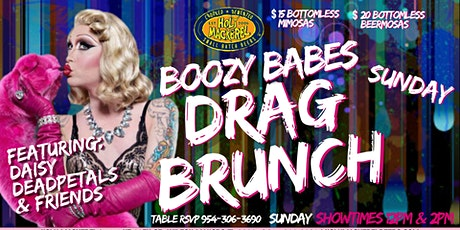 Boozy Babes Drag Brunch at Holy Mackerel tickets