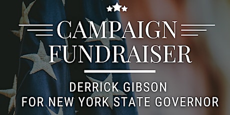 Derrick Gibson Campaign Party tickets