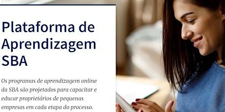 Atenção pequenos empresários! Seminário da SBA em português - 4/14/2021 tickets