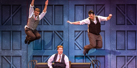 BEGINNING TAP DANCE FOR ADULTS II tickets