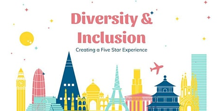 Taster Workshop: 5 Star Diversity and Inclusion tickets