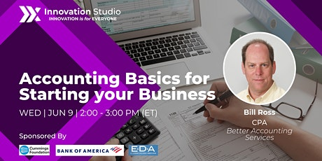 Accounting Basics for Starting Your Business tickets