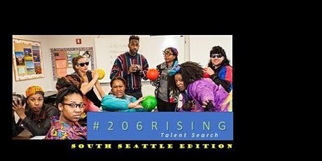 #206Rising Youth Talent Search (We're Looking for a Bright Idea!) tickets