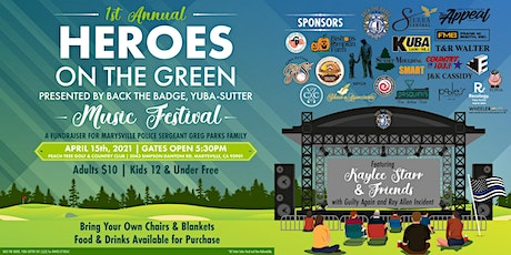 Heroes on the Green Music Festival tickets