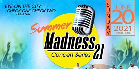 Summer Madness At The Stadium tickets