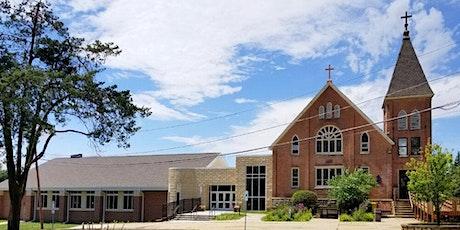 Sunday Mass at St. Mary/ MISA DOMINICAL EN SANTA MARIA- West Chicago boletos