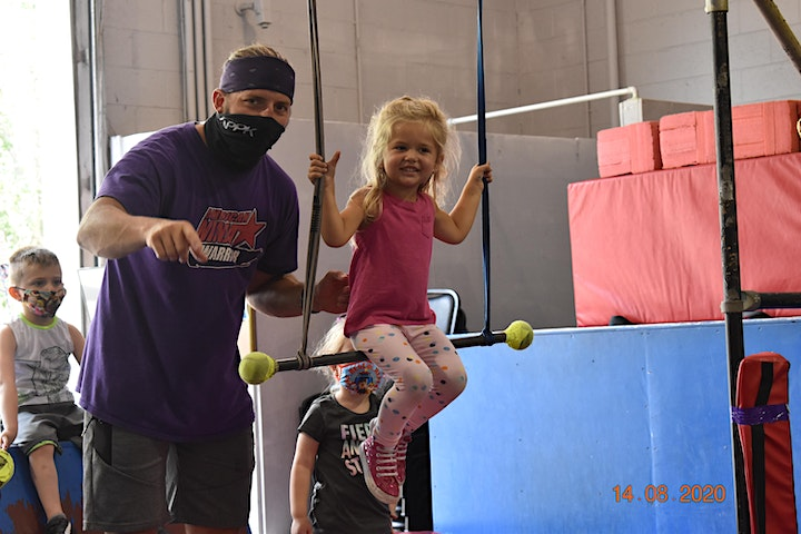 Summer Camp 2021 @ Pinnacle Parkour Academy image