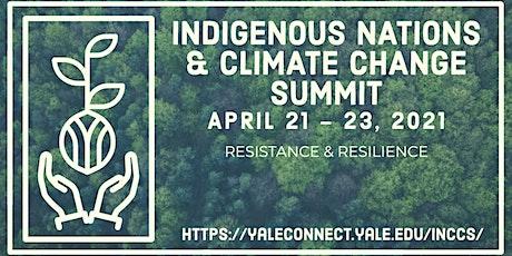 2021 Indigenous Nations & Climate Change Summit biglietti