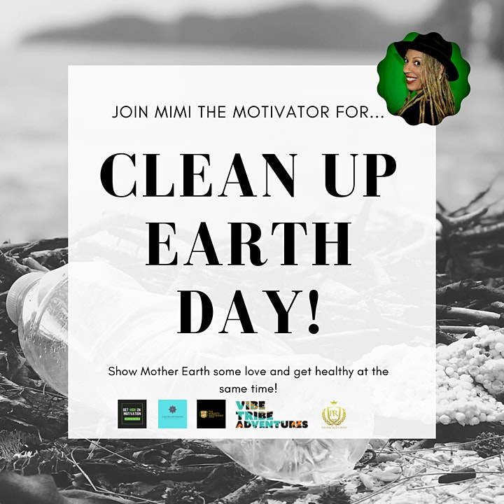 Clean Up Earth Day image