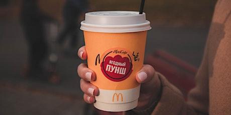 """""""Coffee"""" - Practice French/Pratiquez le français (Pre-intermediate) 45mins tickets"""