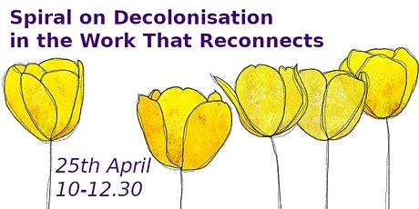 Spiral on Decolonisation in the Work That Reconnects tickets