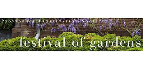 2021 Festival of Gardens tickets
