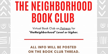 Anti-Racism Book Club tickets