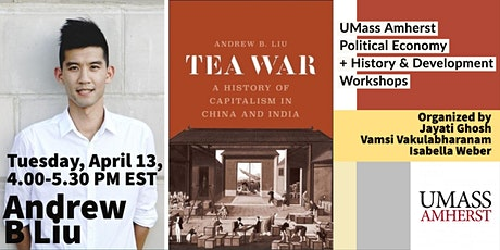 Tea War: a history of capitalism in China and India tickets