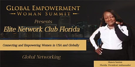 ELITE NETWORK CLUB USA FLORIDA LAUNCH tickets