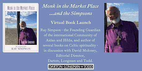 Monk in the Market Place - Virtual Launch Event tickets