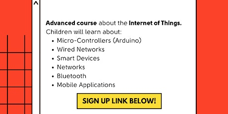 FREE Online STEM Workshop - Internet Of Things & Micro-Controllers Age 10+ biglietti