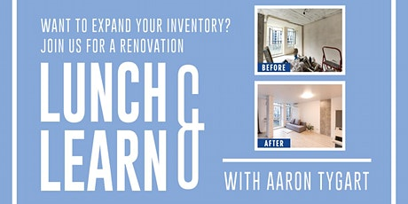 Lunch n' Learn with Aaron Tygart tickets