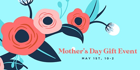 Mother's Day Flower Pot Gift Event tickets