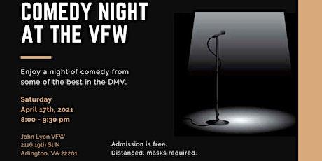 Arlington Comedy Night tickets