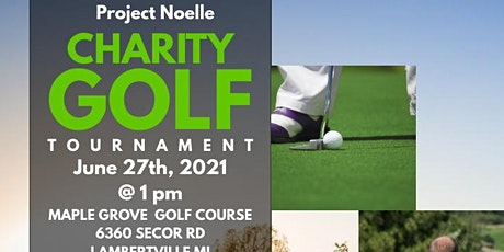 Project Noelle Golf Tournament tickets