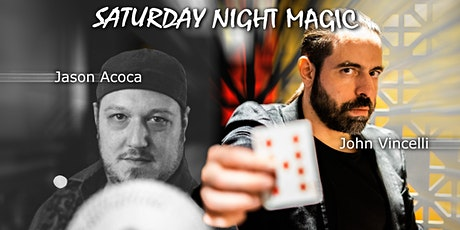 Saturday Night Magic tickets