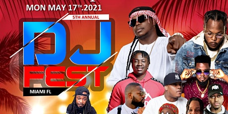 5th annual DJ fest tickets