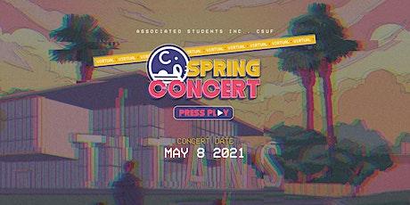 ASI's [VIRTUAL] Spring Concert tickets