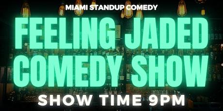 Jada Coles Standup Comedy Open Mic tickets