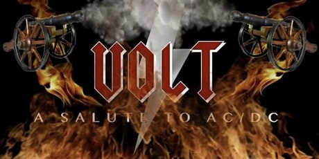 Volt   (Salute to AC/DC) at Crawdads on the River tickets