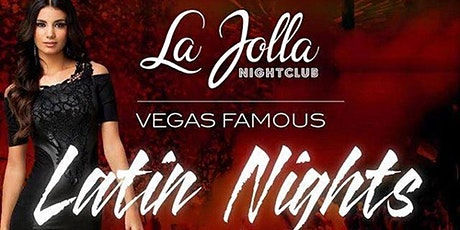 Latin Night Thursday at La Jolla Night Club (Las Vegas, NV) #1 Events tickets