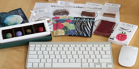 Virtual Bean to Bar Chocolate Tasting with Eating Through TO tickets