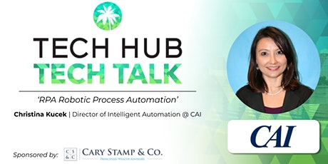 TECH TALK | Robotic Process Automation tickets