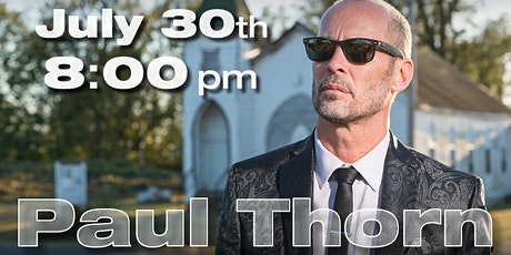 Paul Thorn at The Adelphia Music Hall tickets