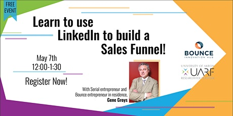 Using LinkedIn to Build a Sales Funnel tickets