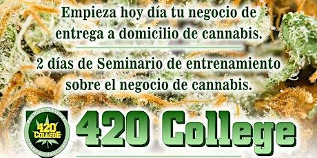 Seminarios de negocios de y cultivacion de cannabis boletos