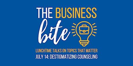 Destigmatizing Counseling tickets